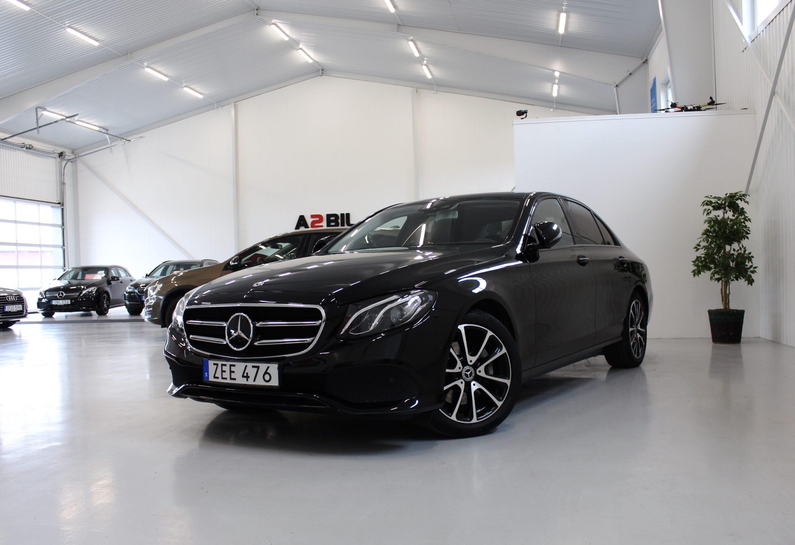 Mercedes-Benz E 220 d 4MATIC 9G-Tronic Eu6