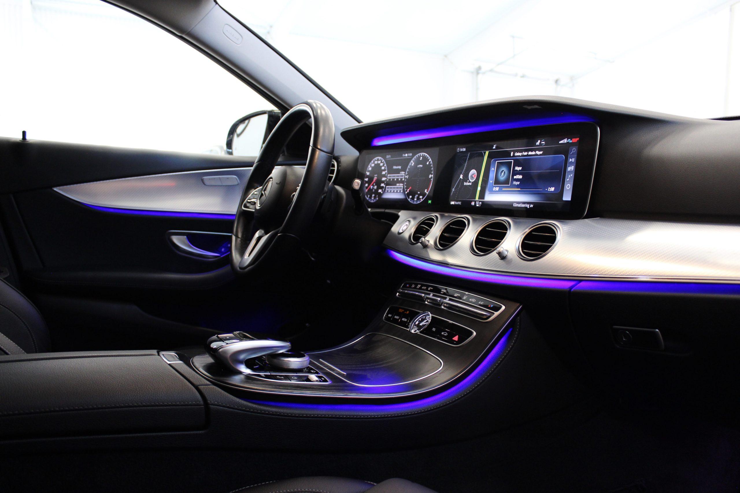 Mercedes-Benz E 300 de T PLUG-IN Hybrid Eu 6