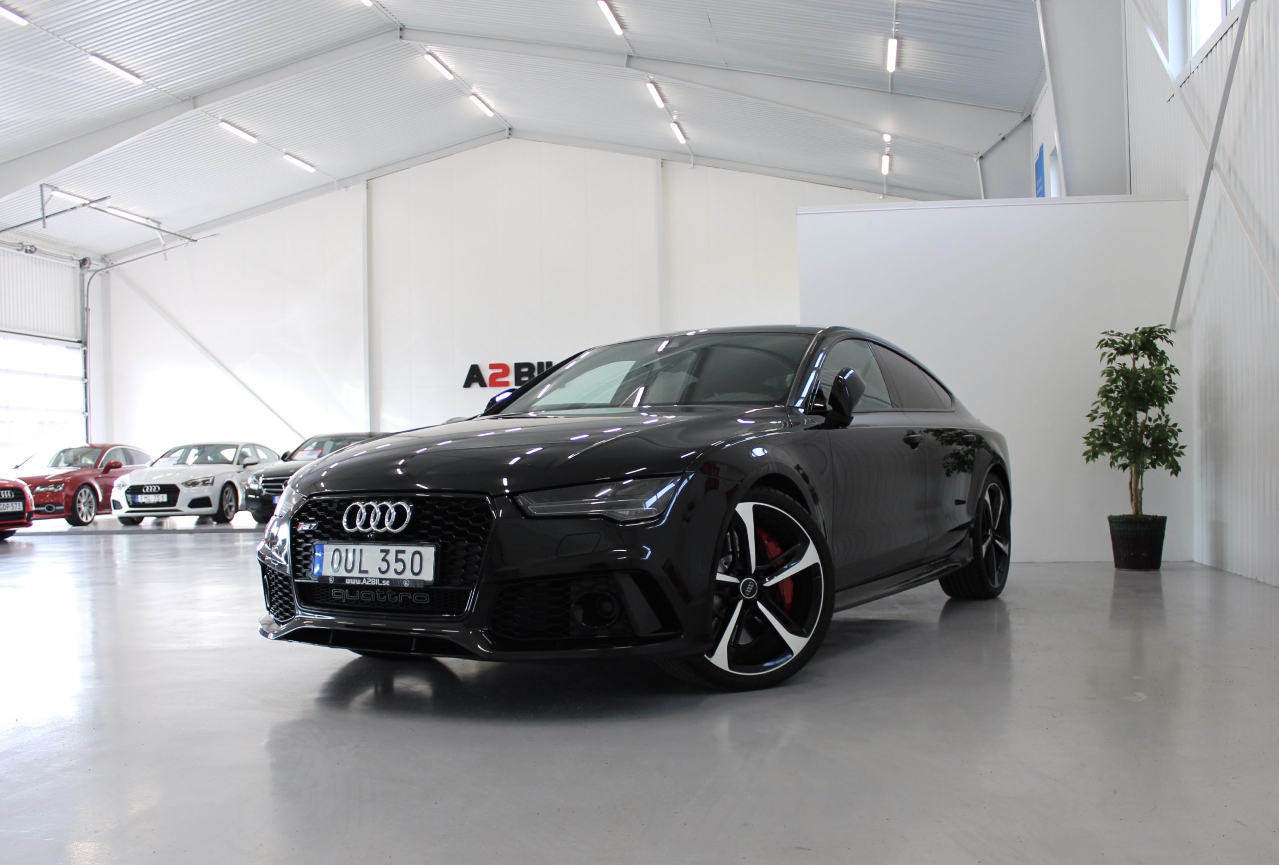 Audi RS7 Performance 4.0 TFSI Sv-Såld 605hk