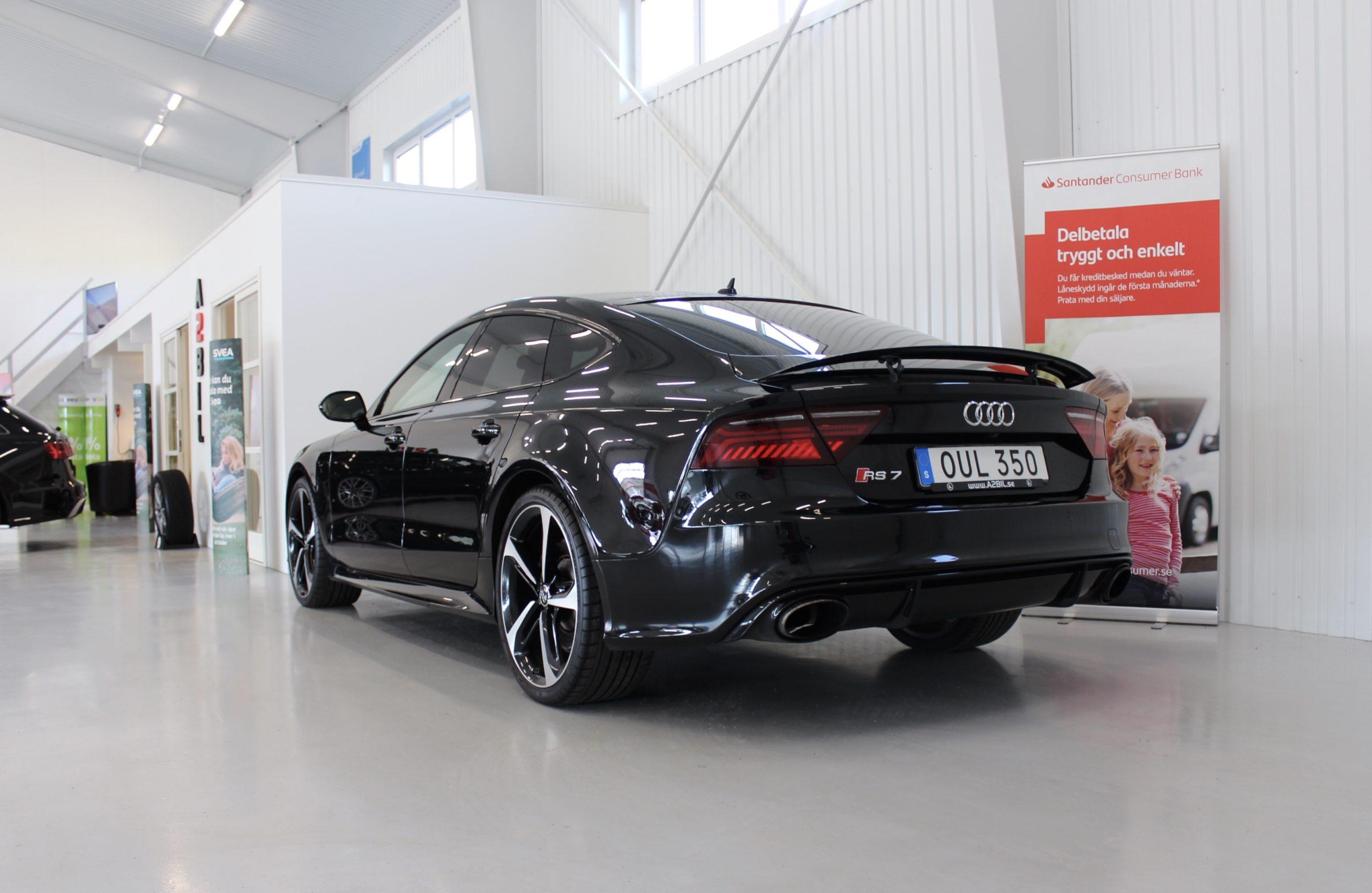 Audi RS7 Performance 4.0 TFSI Sv-Såld 605hk