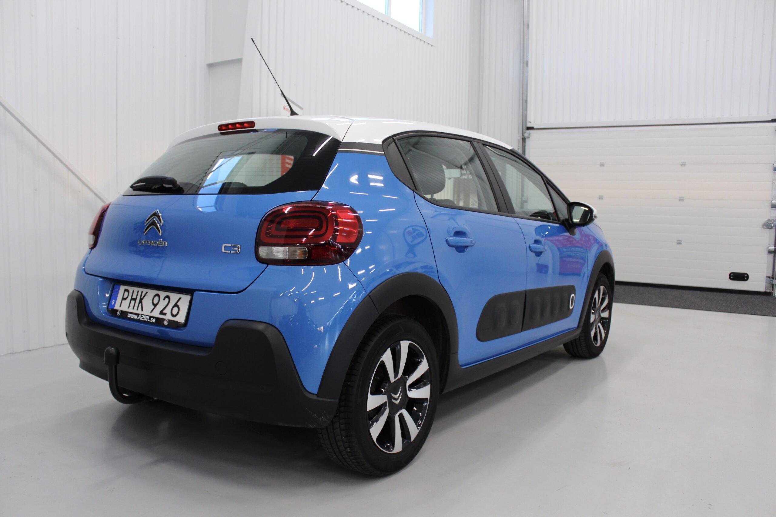 Citroën C3 1.2 VTi Euro 6 82hk