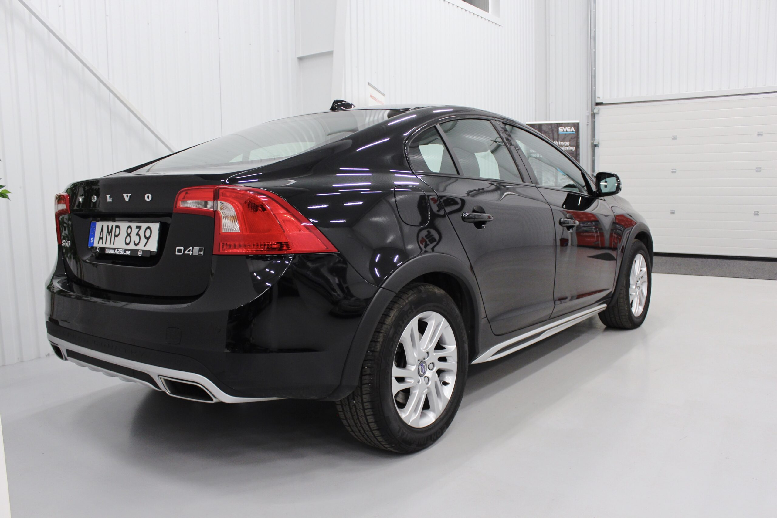 Volvo S60 Cross Country D4 AWD Geartronic Momentum Euro 6