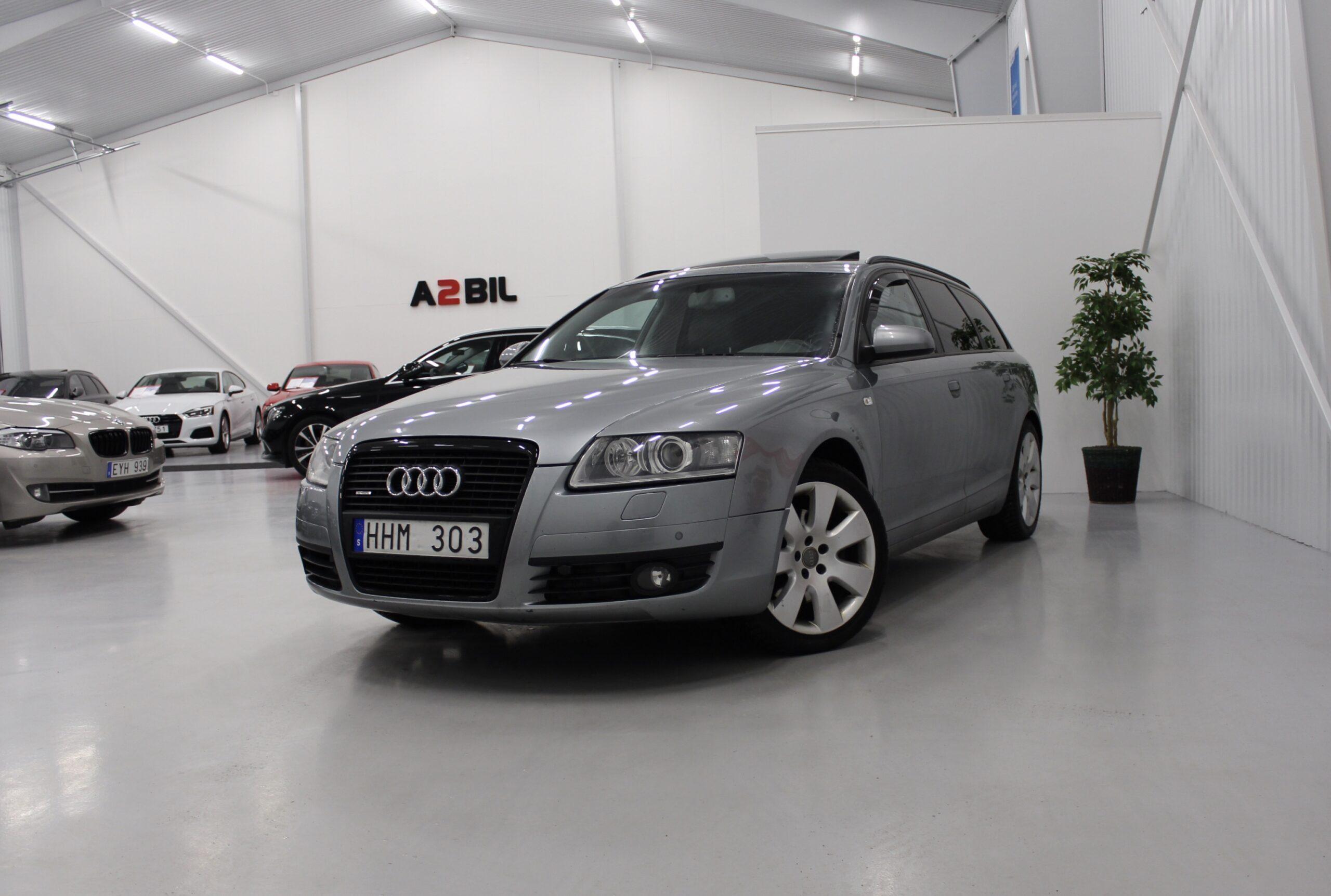 Audi A6 Avant 3.0 TDI V6 quattro TipTronic Proline 233hk