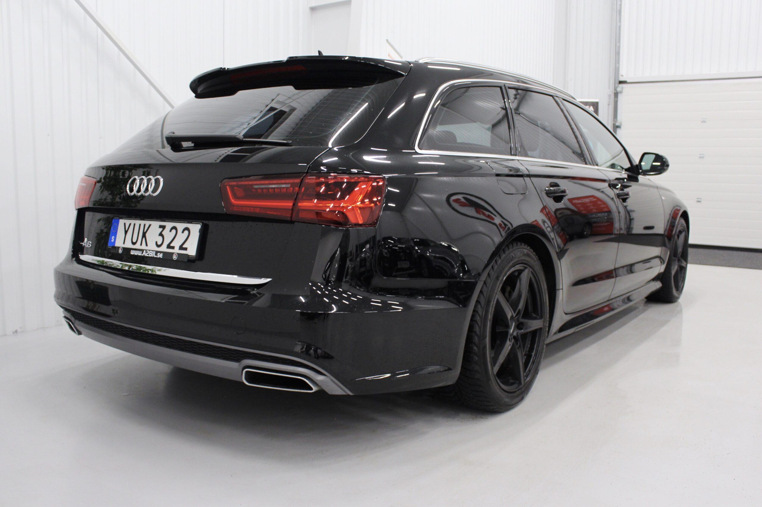 Audi A6 Avant 2.0 TDI ultra S Tronic Ambition S-Line Euro 6