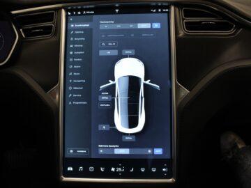 Tesla Model S 85 Panorama Teknikpaket 378hk