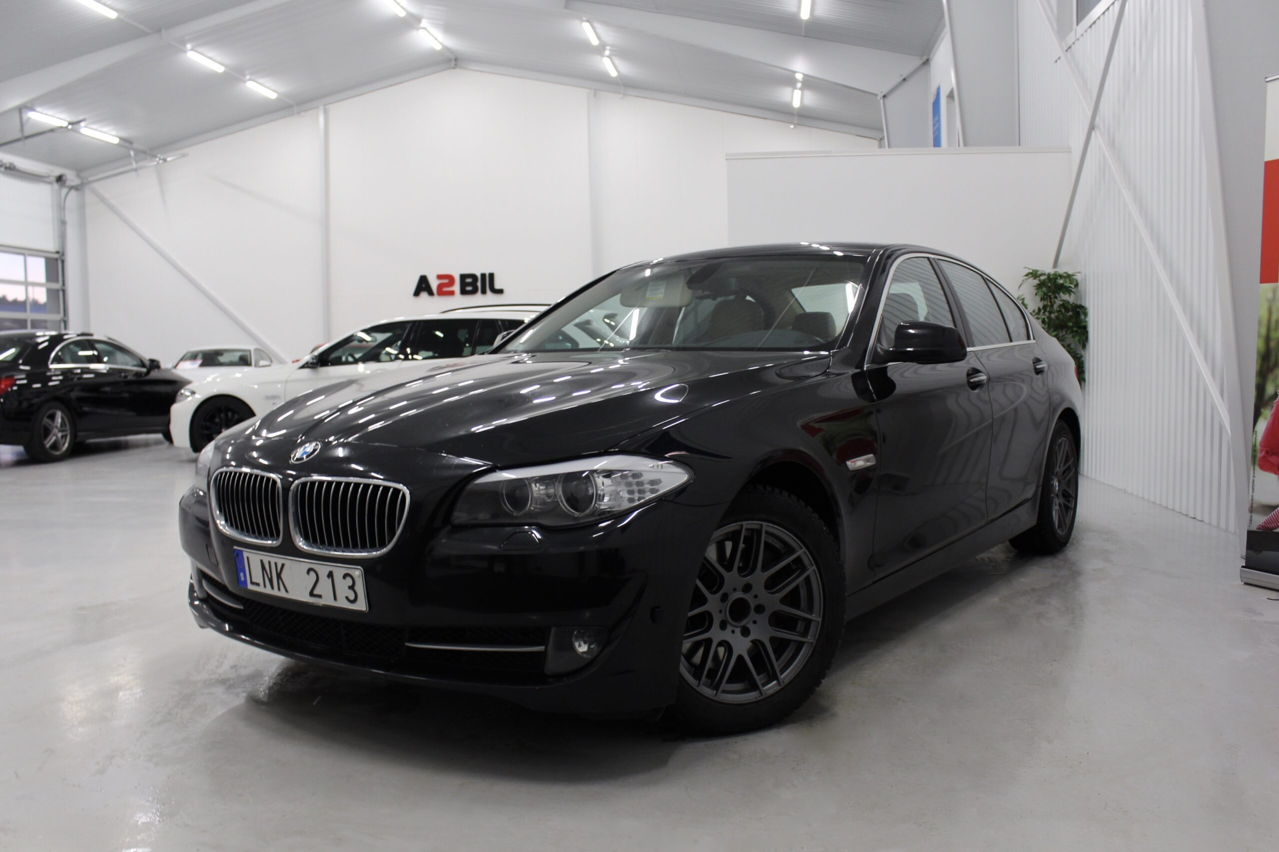BMW 530 d Sedan Automat 245hk