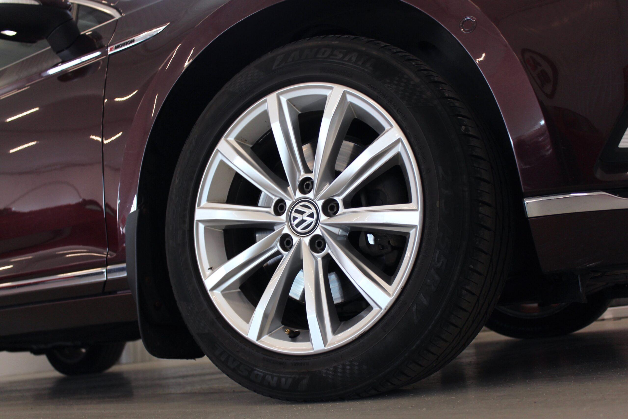 Volkswagen Passat Sportscombi 2.0 TDI SCR BlueMotion Euro 6