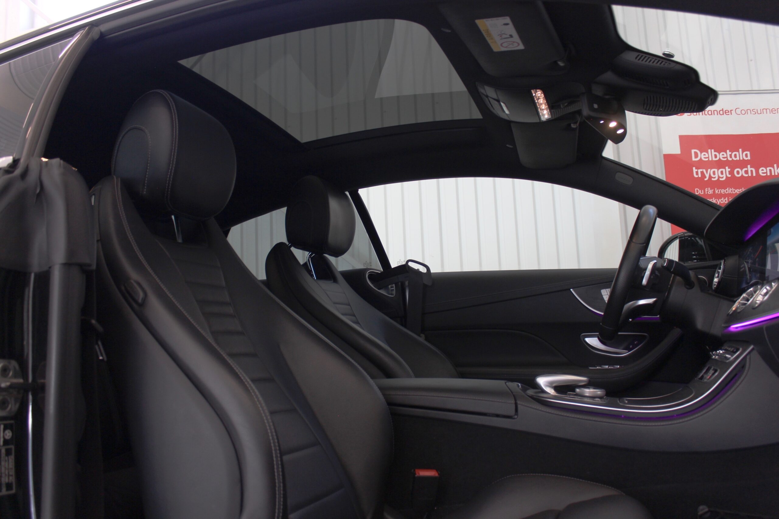 Mercedes-Benz E 300 Coupé 9G-Tronic AMG Sport Euro 6 245hk