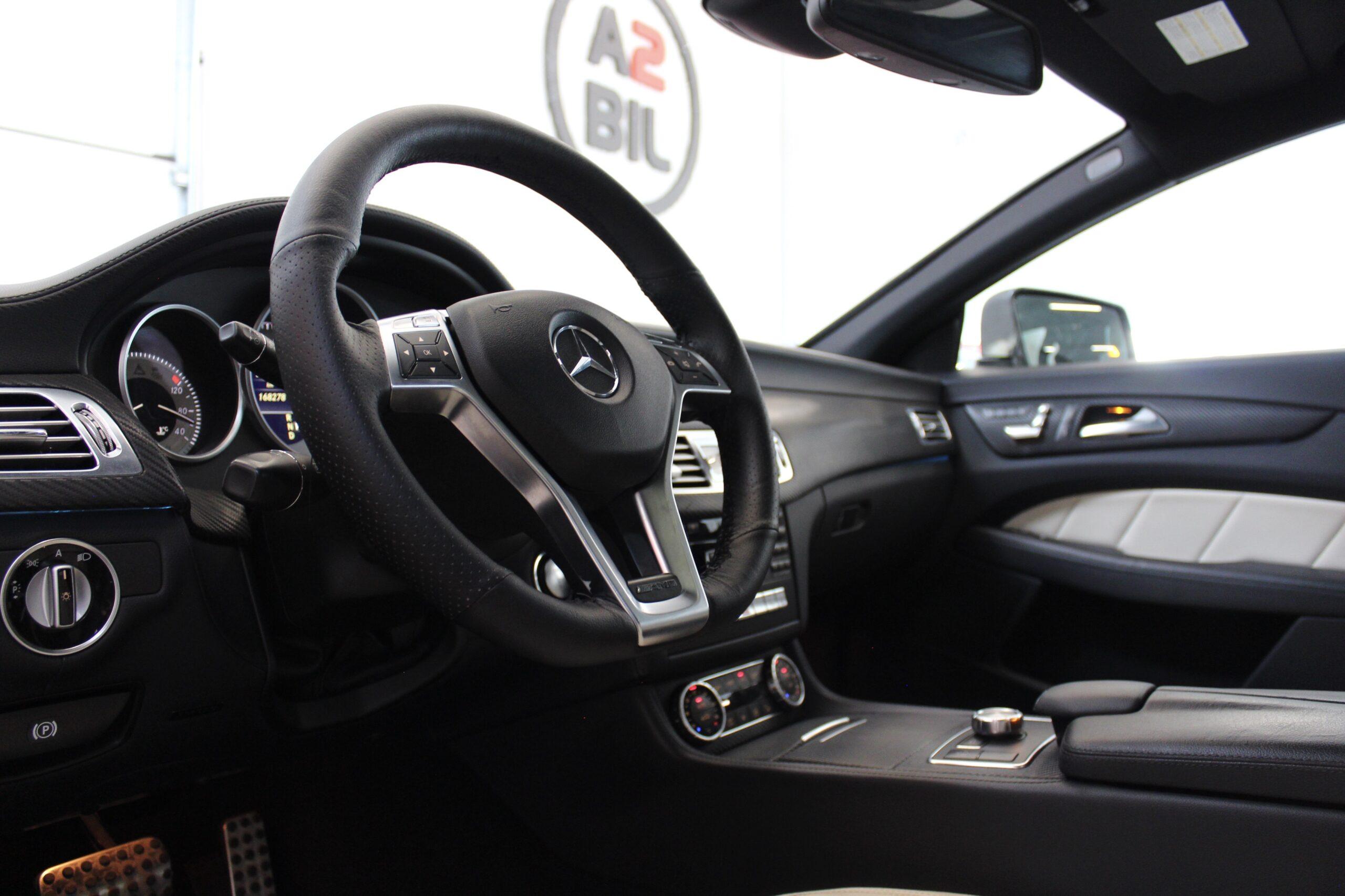 Mercedes-Benz CLS 350 CDI 7G-Tronic Plus AMG Sport 265hk