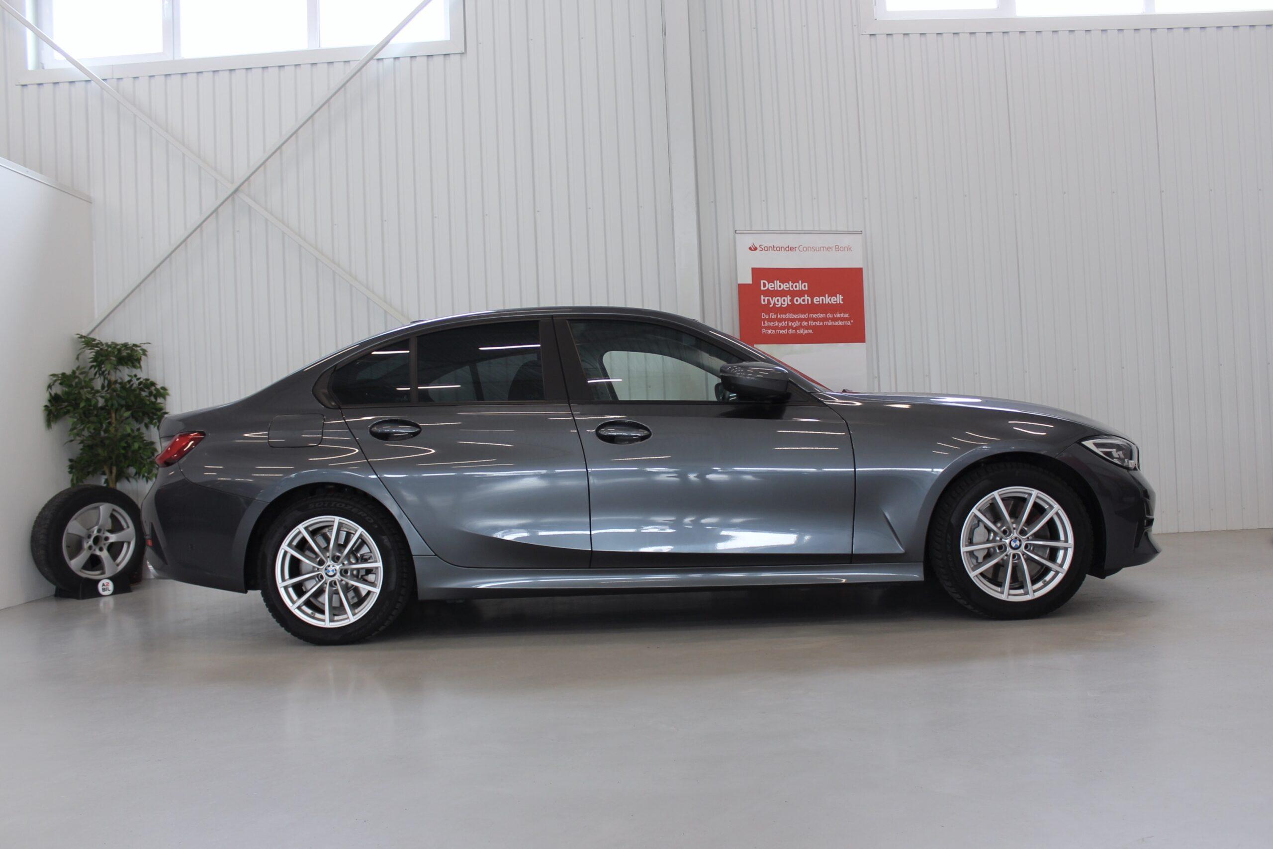 BMW 330 d Sedan SportLine Cockpit Navi 360° Euro 6 265hk