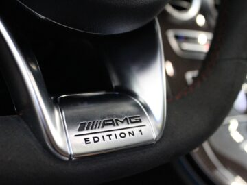 Mercedes-Benz AMG C63 S T AMG Edition 1 FULLUTRUSTAD 510hk