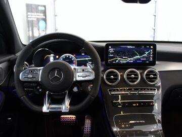 Mercedes-Benz AMG GLC 63 S 4MATIC+ FULLMATAD 510hk